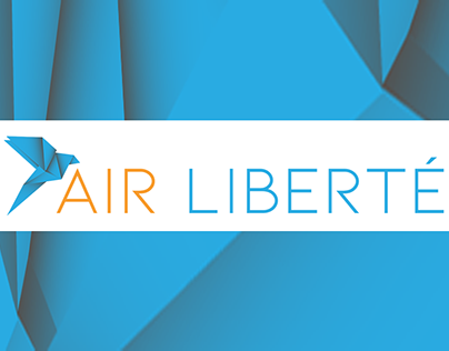 Air Liberté - Branding Concept