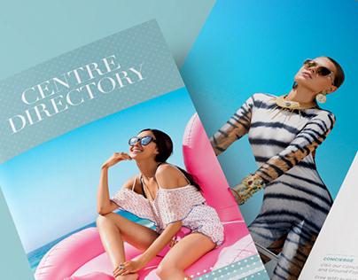 Pacific Fair Brand Application & Print Design