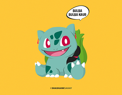 Indian Pokemons