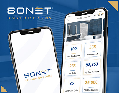 Sonet Ceramic Admin & Dealer App