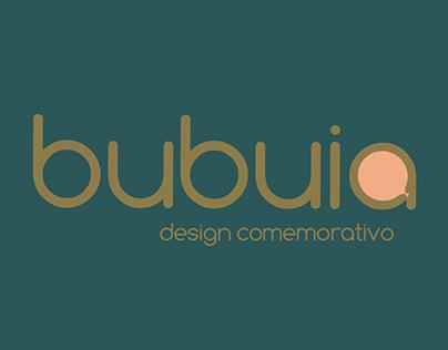Bubuia • Design Comemorativo