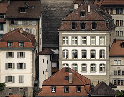 c'est Fribourg