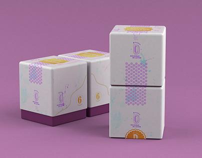 Macarons packaging