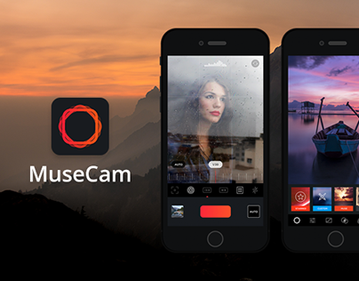 MuseCam - Manual Camera & Photo Editor for iOS