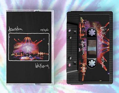 Wolfgang Acoustica Album Design