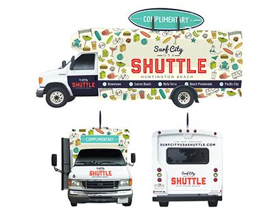 Surf City USA Shuttle