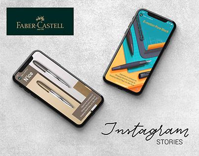 [Faber-Castell] Instagram Stories