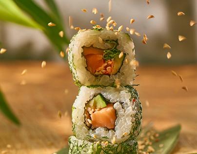 Peppermint Restaurant - Sushi