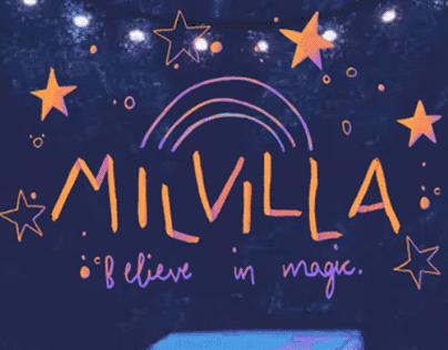 Milvilla Illustration