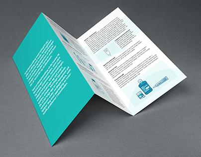NFS Norway - Dental Care Brochure Design
