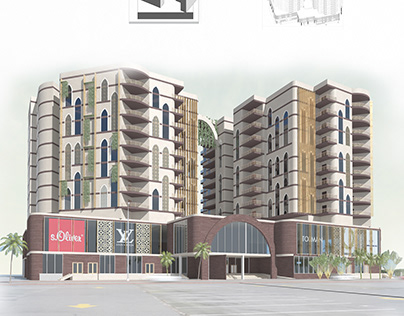 Residential & Commercial Design Project