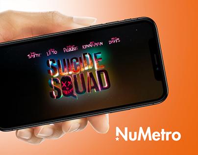 NuMetro iOS app