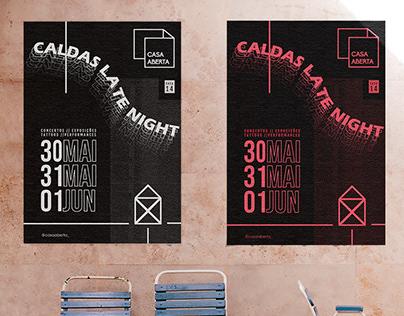 CASA ABERTA // CALDAS LATE NIGHT 23