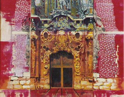 Puertas de iglesias