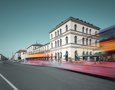 Munich Squares