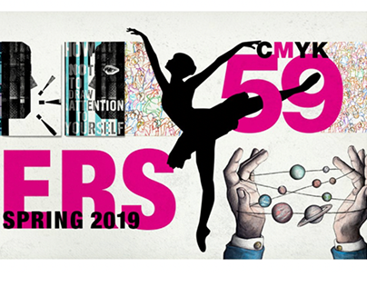 CMYK Top New Creative #59 features six BICsters