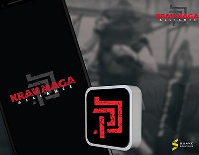 Krav Maga Mobile App UI Design