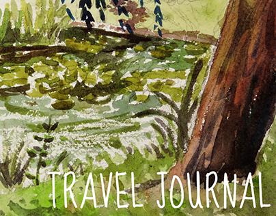 Cadernos de Viagem I Travel Journal