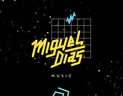Branding Miguel Dias Music