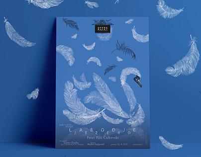 Swan Lake / Ballet Poster Design