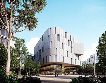 La Antigua Office Building