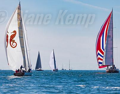 Sailing / Nautical Photography by DIANE KEMP