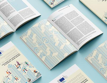 JRC - European Commission / Graphic design for print
