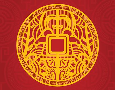 Mandiri Investment Chinese New Year Card