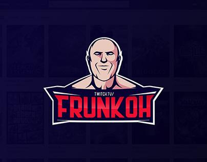 Twitch.tv/Frunkoh Branding