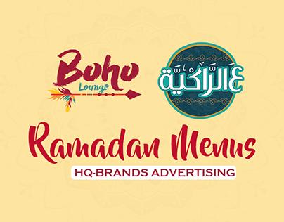 Project Menu Ramadan
