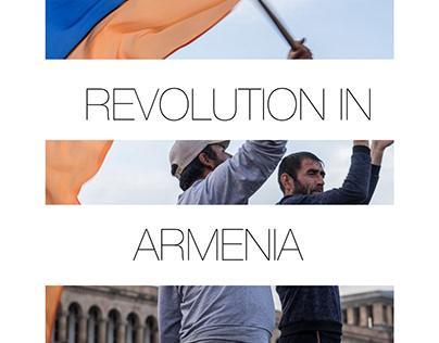 Revolution in Armenia