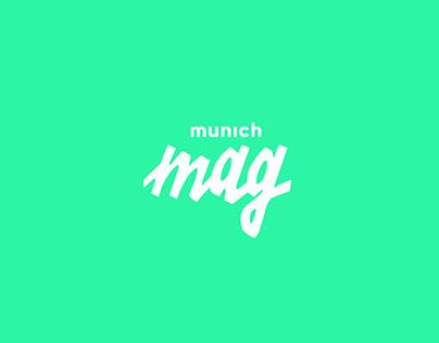 Munich Mag Branding