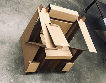 Spatial Dynamics-portable chair