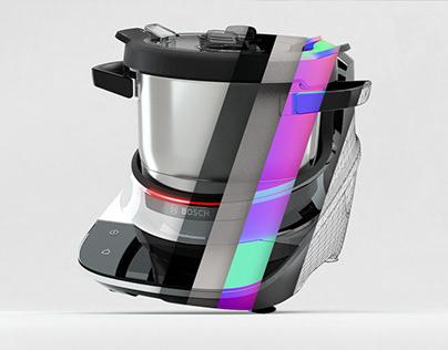 Bosch Cookit Worldpremiere