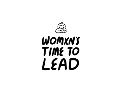 Womxns Time to Lead