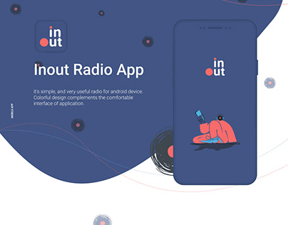 InOut Radio - Mobile app