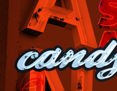 An Exploration In Typography Through Signage