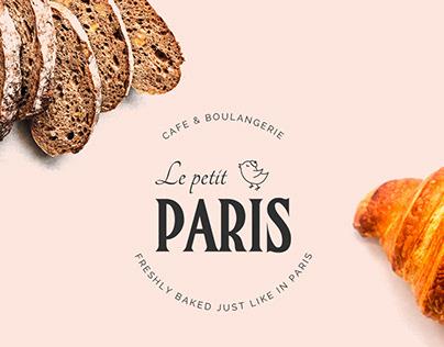 Le Petit Paris Bakery