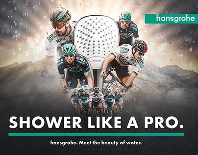 hansgrohe // Radsport Sponsoring