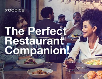 The Perfect Restaurant Companion! - Foodics
