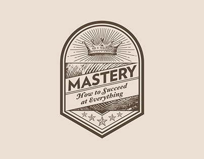 Mastery Conference | Event Branding & Merch Design