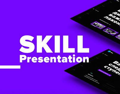 Skill Presentation Promo
