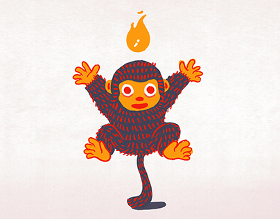 Year of the Fire Monkey!