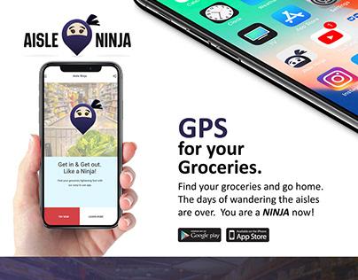 Aisle Ninja Mobile App