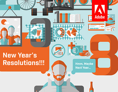 Collaborations with Adobe 2016 - 2017