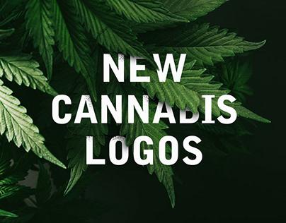 New Cannabis Logos