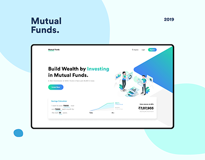 Mutual Fund App for Financial Institutions