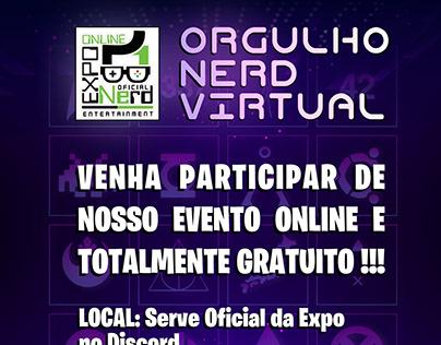 Evento Virtual Geek