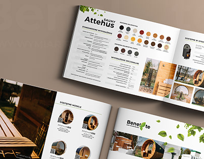 Katalog reklamowy - Benelote