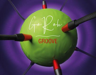 GoRoh — Groove   Album Cover